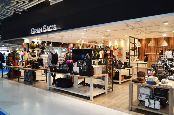 成田機場第三航廈包包GRAN SAC'S