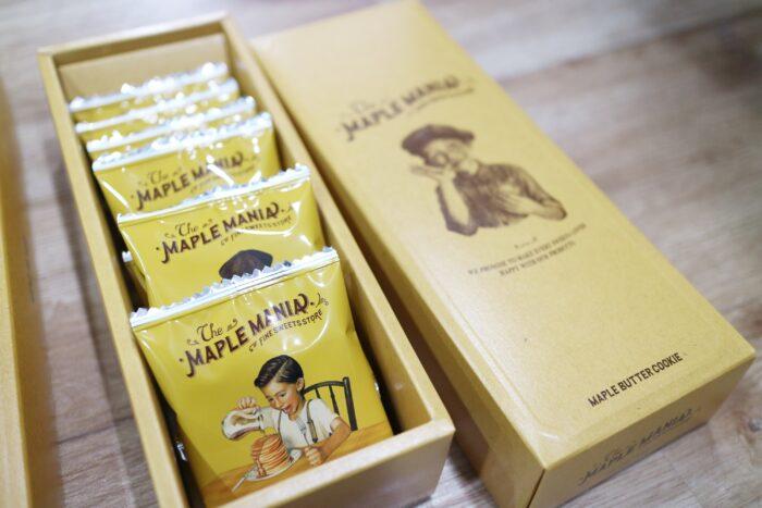 THE MAPLE MANIA楓糖奶油夾心酥派