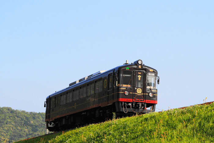丹後餐廳列車黑松號