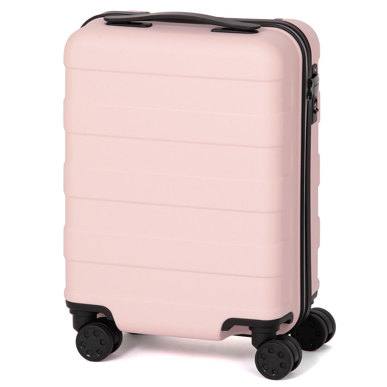 無印良品登機箱粉紅