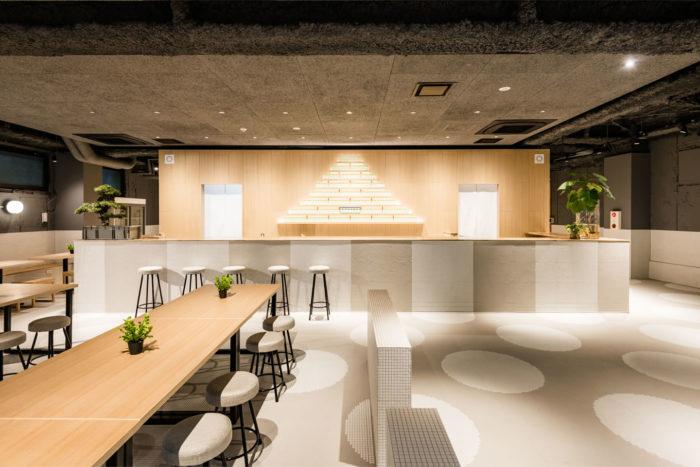淺草BUNKA HOSTEL TOKYO櫃台