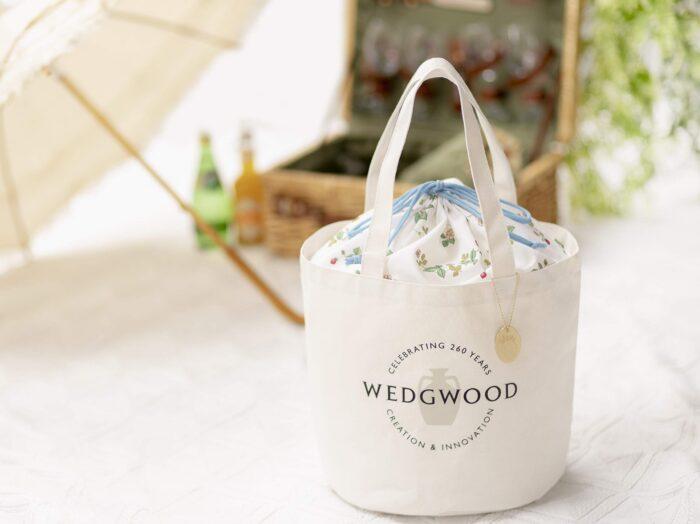 WEDGWOOD 260週年紀念LOGO提袋