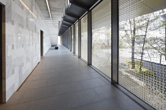 福田美術館走廊