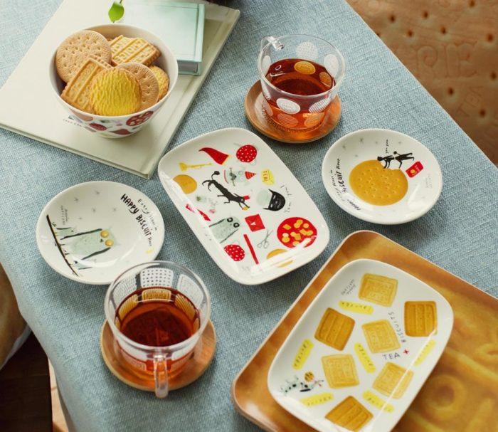 森永餅乾餐具午茶形象照1