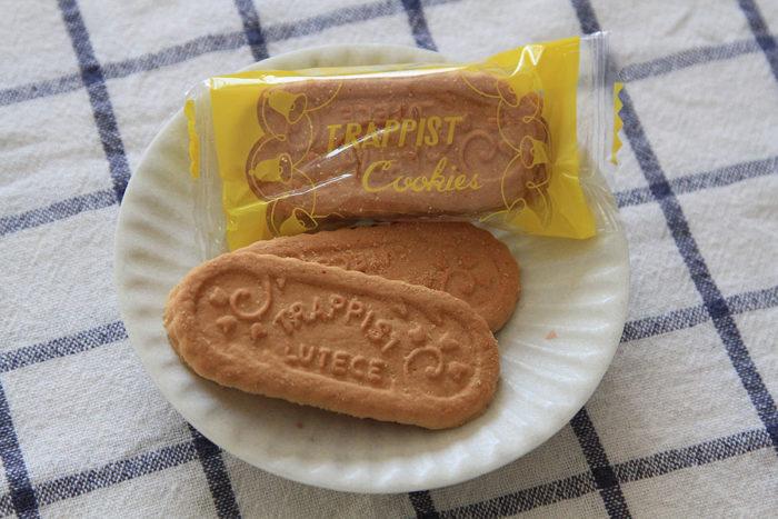 函館必買伴手禮trappist修道院製作的餅乾trappist cookies