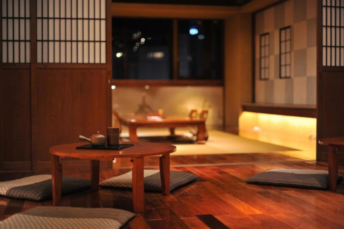 淺草考山武士膠囊旅館和室