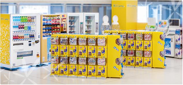 成田機場第三航廈香草航空專賣店v store vending
