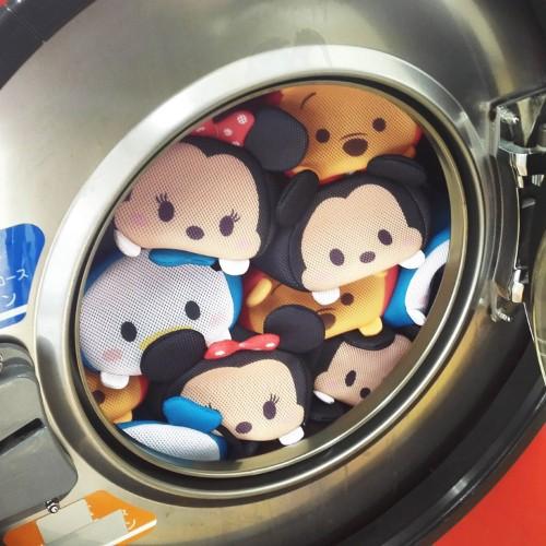 迪士尼Tsum Tsum洗衣袋