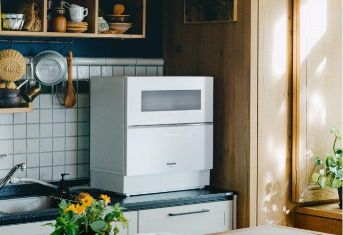 Panasonic桌上型洗碗機 NP-TZ100