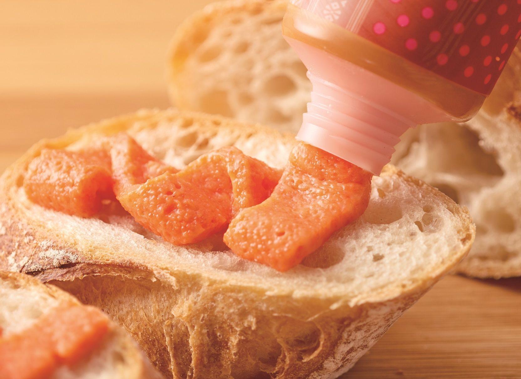 明太子法國口味料理示範