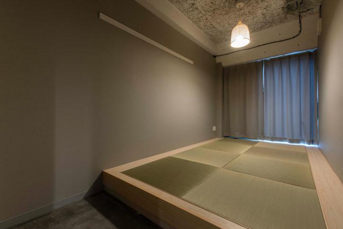 新宿IMANO TOKYO HOSTEL雙人和室