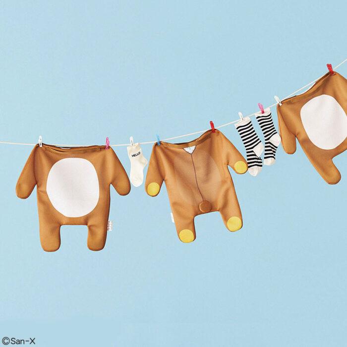 拉拉熊洗衣袋