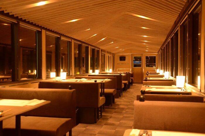 「52席的至福」餐廳列車