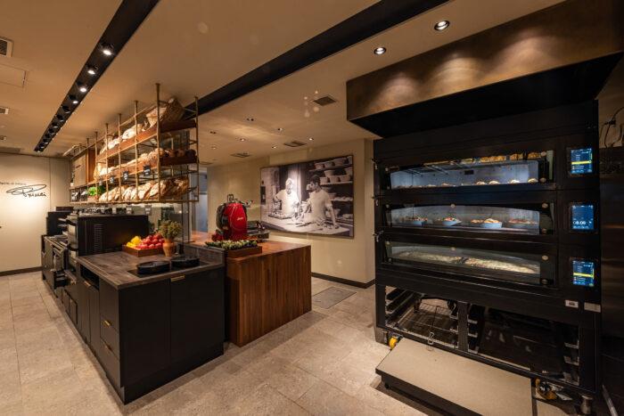 廚房作業區