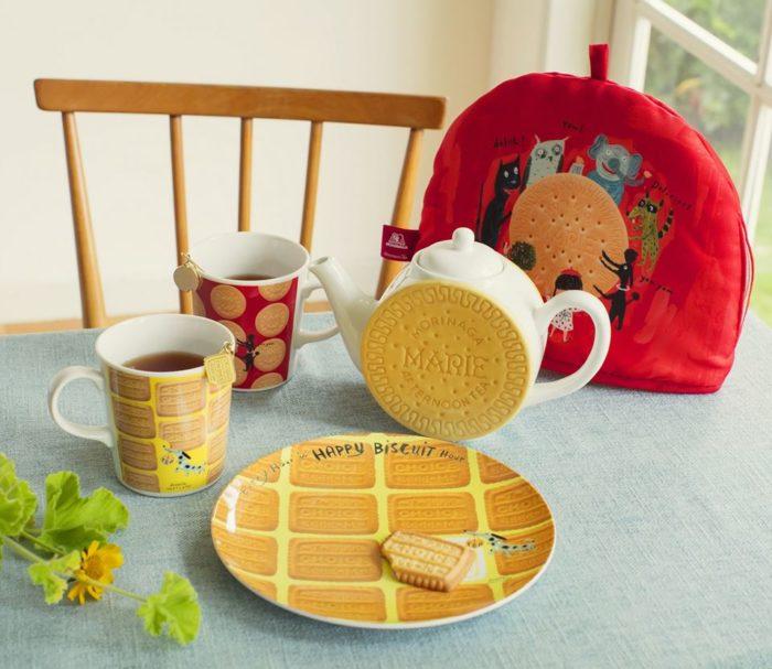 森永餅乾餐具午茶形象照2