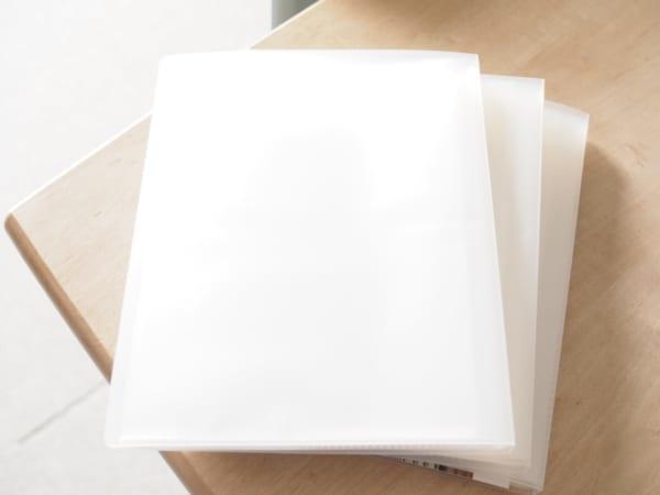 無印良品PP雙格相本(5x7吋適用)