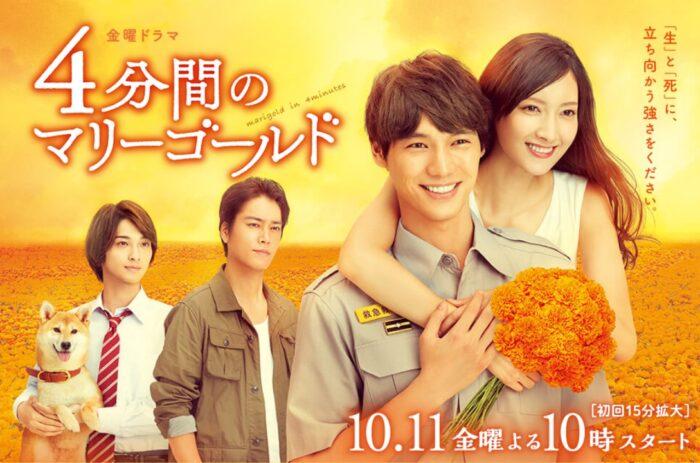 《4分鐘的金盞菊》海報