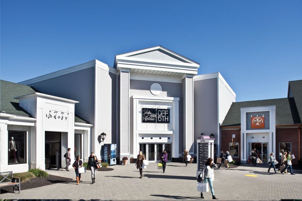 Woodbury Common Premium Outlets 圖片來源:https://goo.gl/yXrvtV