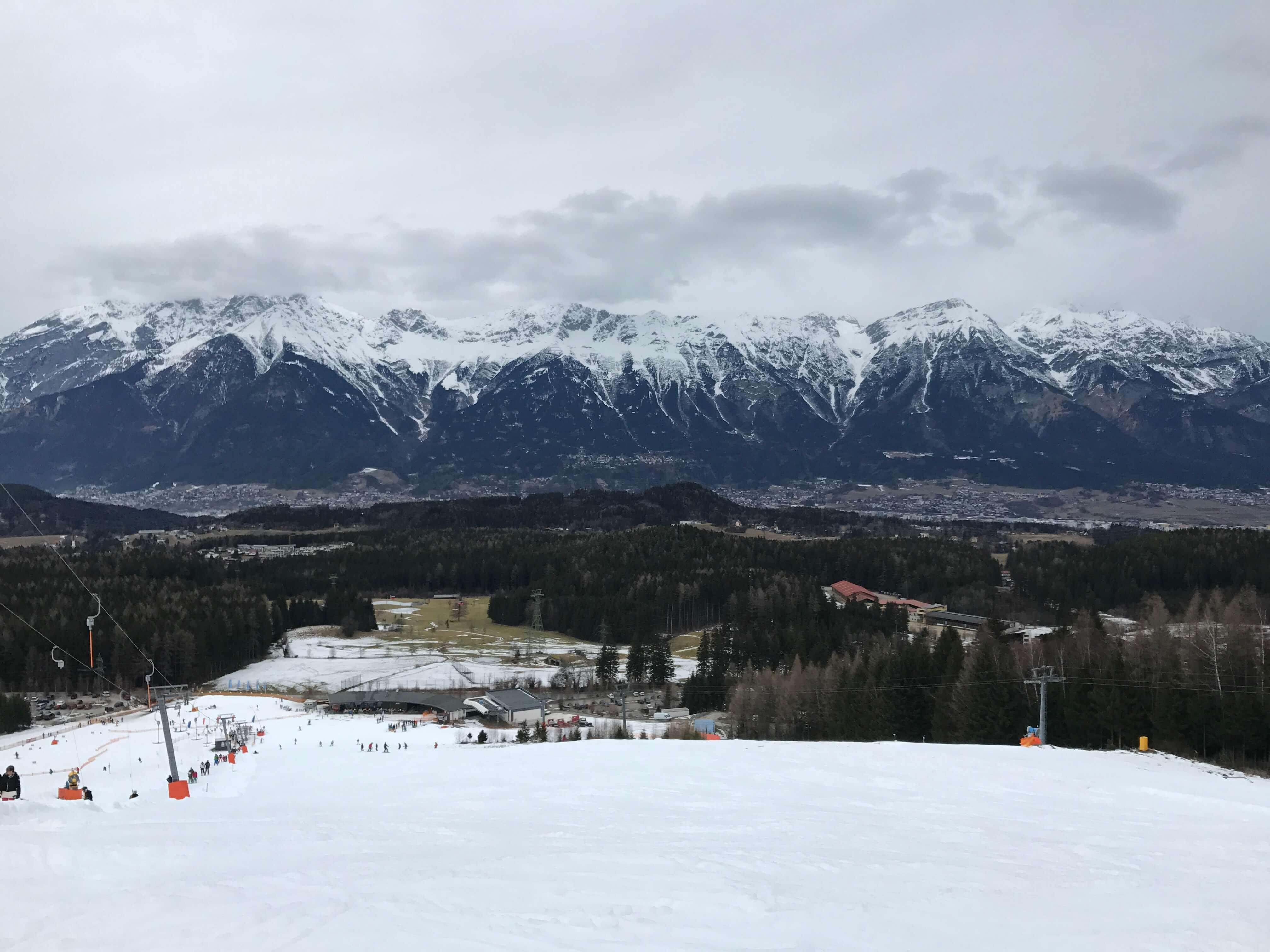 Innsbruck—Patscherkofel Ski Resort by 倍包客
