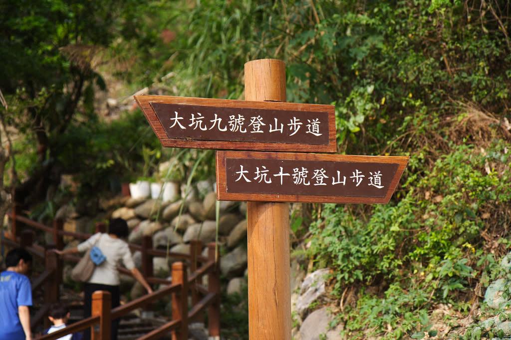 入口處指標分明 photo by David Hsu CC by 2.0