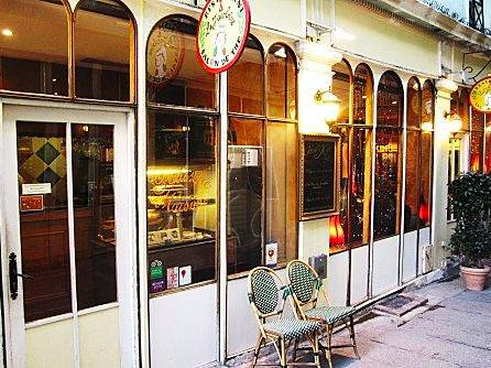 法國巴黎餐廳—La Jacobine 外觀 photo by justacote
