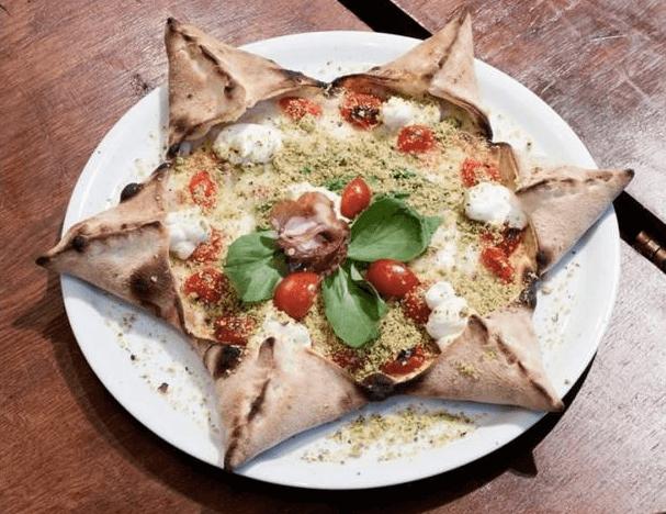法國巴黎餐廳—la Massara 披薩 photo by TimeOut
