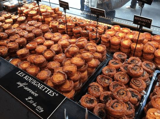 法國巴黎甜點店—Maison Georges Larnicol 甜點 photo by TripAdvisor