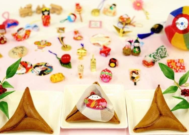 ▲「卡拉卡拉煎餅(袋裝6入)」1,080日元(含稅)
