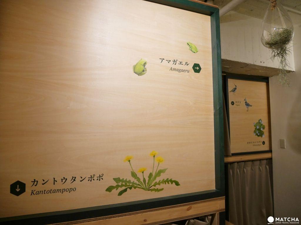 淺草Guest House DENCHI 客房
