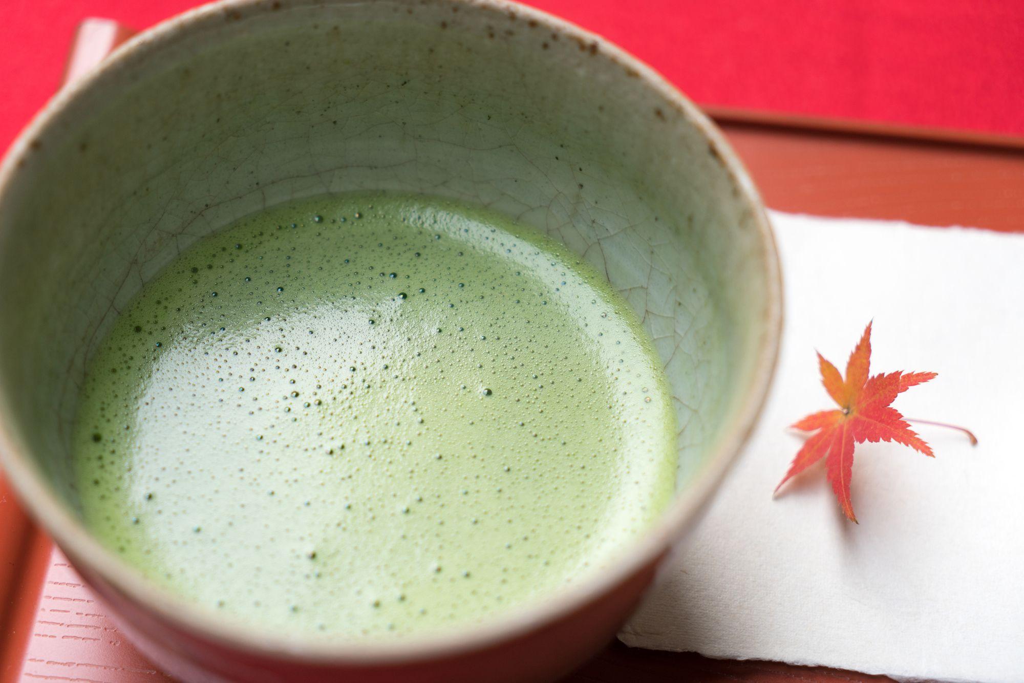 福岡八女茶抹茶