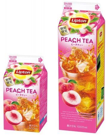立頓蜜桃茶
