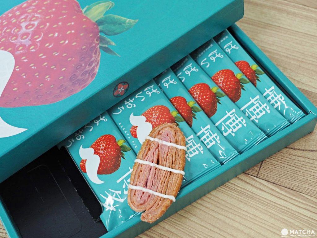 伊都きんぐ:博多練乳草莓派王