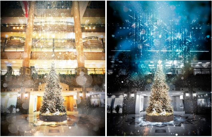 橫濱 The Landmark Christmas