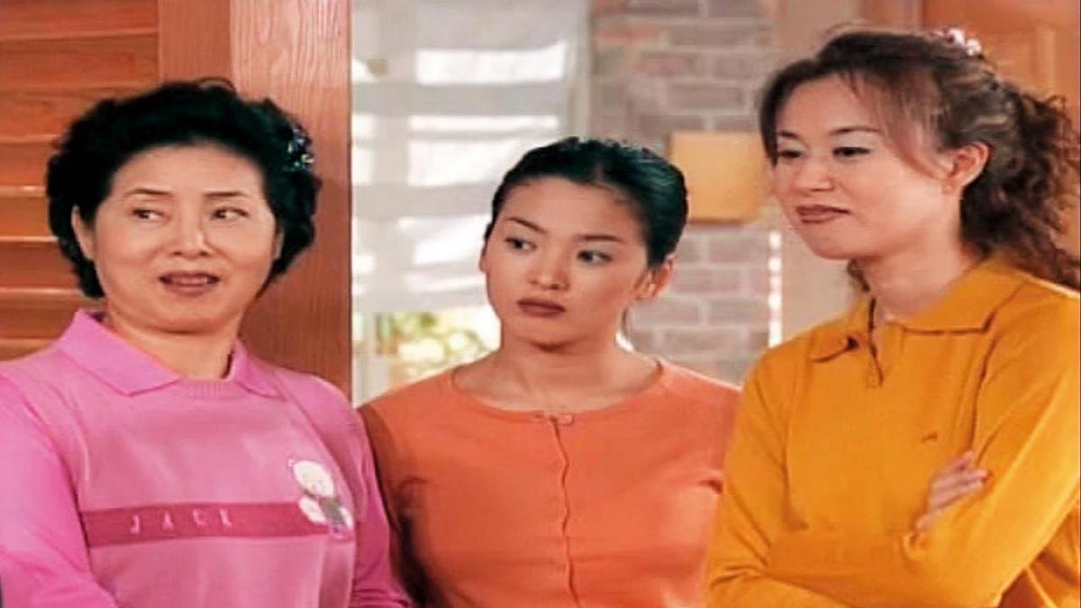20年前在亞洲掀起韓流熱潮的電視劇《順風婦產科》,讓申東益快速學習到撰寫喜劇的技巧。(翻攝自SBS網站)