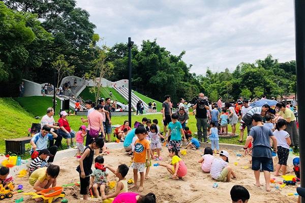 親子玩樂新景點!斬龍山遺址文化公園開放- Yahoo奇摩旅遊