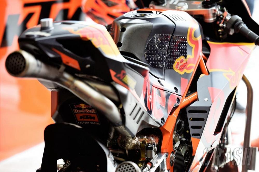 車架剛性問題?KTM:鋼管車架,我覺得可以!