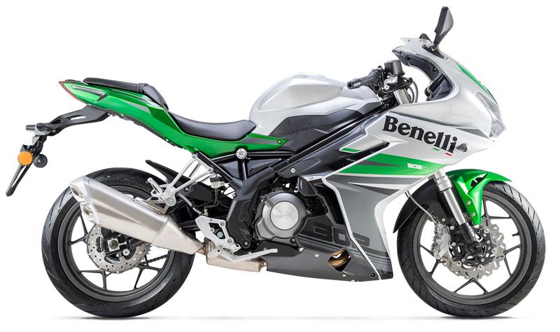 歐系街跑新選擇:BENELLI 302R
