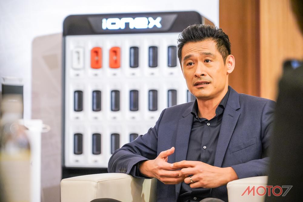 IONEX藉由電動汽車廠上獲取不少使用者回饋。