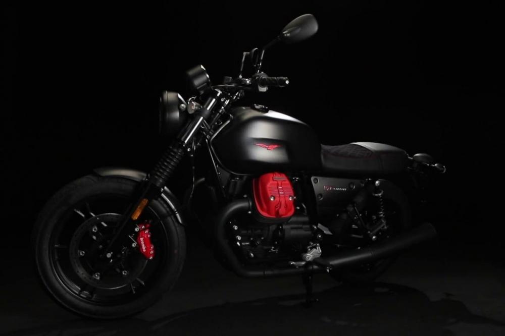 今年MOTO GUZZI V7 III提供了Milano、Carbon以及 Rough三種風格。