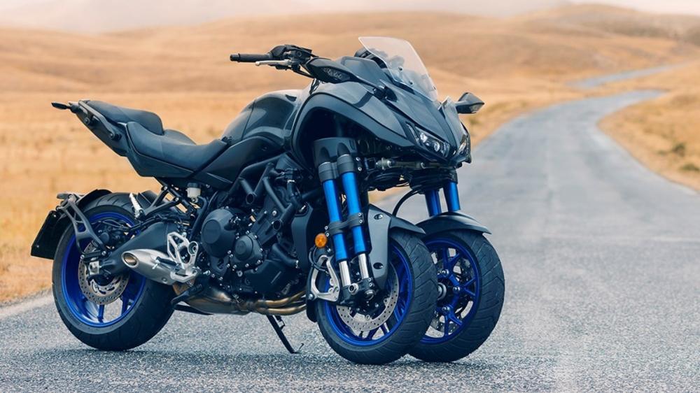 Niken的動力表現將會顛覆「三輪車」的刻板印象。