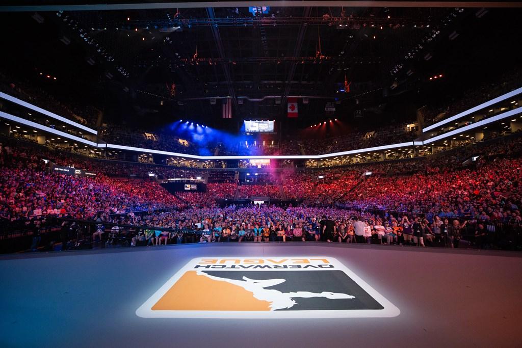 OWL可說是2018年最成功的職業電競聯賽。圖:暴雪娛樂/提供