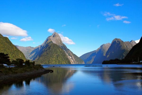米爾福德峽灣是紐西蘭南島的西南部峽灣國家公園內一處冰河地形。(圖片來源/thesmartlocal)