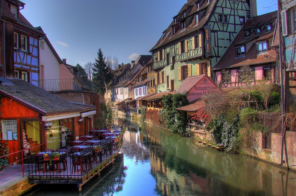 一個人旅行玩遍歐洲各地。(圖片來源/golberz)