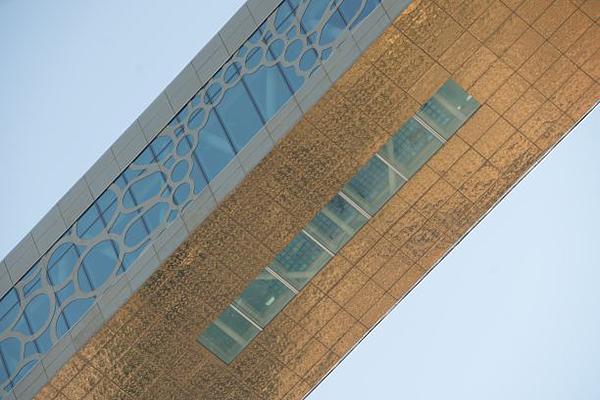杜拜之框玻璃步道 (圖/Dubai Municipality)