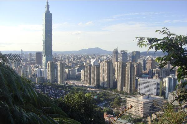 象山步道是拍攝、觀賞101大樓的好地點。(圖片來源/台北市大地處)