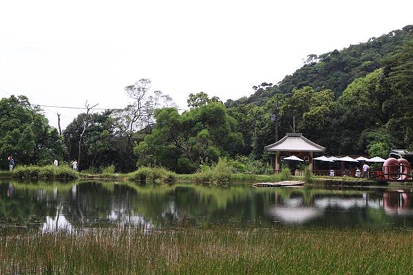 夢湖一景。 (圖/新北市政府)