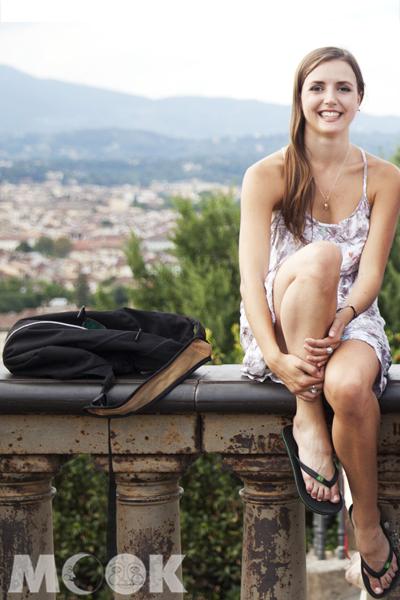 藉由一個人的旅行,來放空自己並藉此學習全新事務。(圖片來源/金展旅行社)