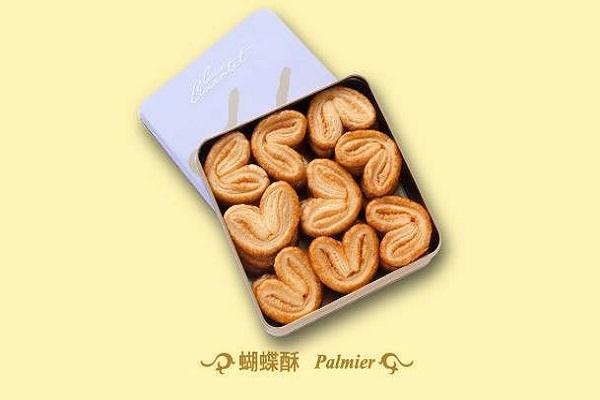 曲奇4重奏的蝴蝶酥是香港知名的餅乾伴手禮(圖/曲奇4重奏)