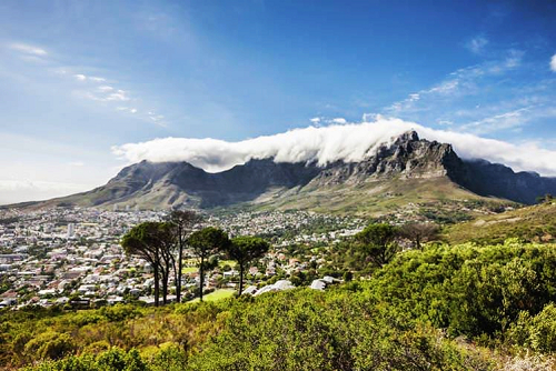 南非的桌山相當有名