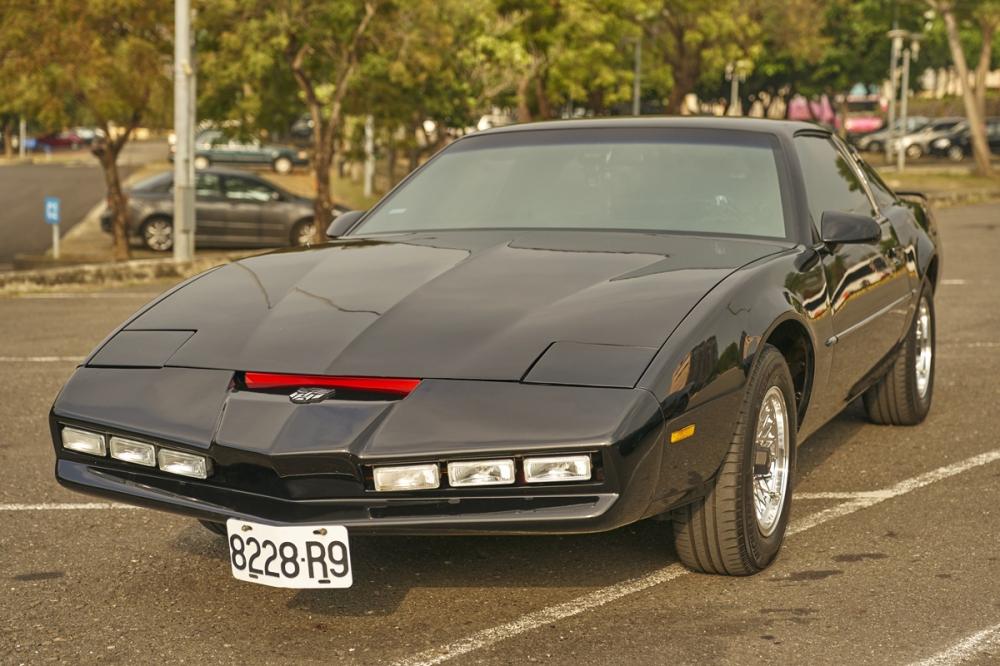 第一代霹靂車 Pontiac Firebird III